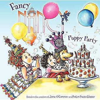 Puppy Party by Jane O'Connor - Robin Preiss Glasser - Carolyn Bracken