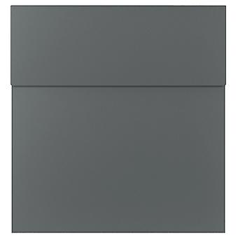 MOCAVI Box 570 design letterbox basalt grey (RAL 7012)