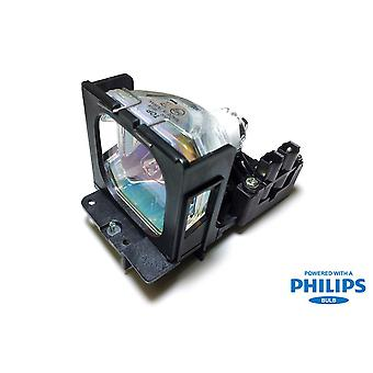Premium Power Replacement Projector Lamp With Philips Bulb For Toshiba TLPL55