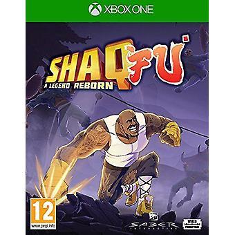 Shaq Fu A Legend Reborn Xbox One Game