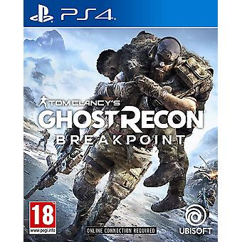 Tom Clancy ' s Ghost Recon Breakpoint PS4 (Multilanguage in game)