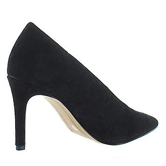 INC Womens Ciaran Suede Solid Pumps