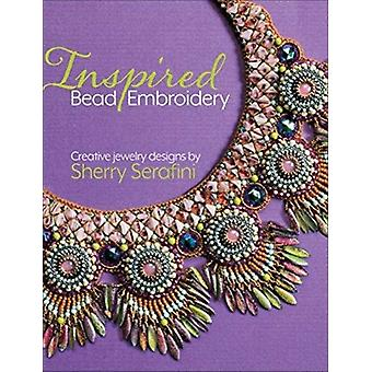 Inspired Bead Embroidery by Sherry Serafini