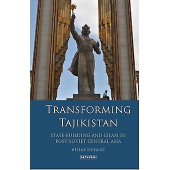 Transforming Tajikistan by Hlne Thibault
