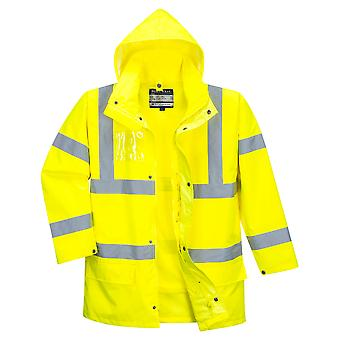 Portwest - Hi-Vis Safety Workwear Essential 5-in-1 Jacket