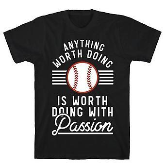 Alles wat de moeite waard is om t-shirt
