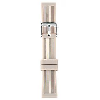 Watch I Am The Watch IAM-204 - Grey Bracelet Pearl Steel Loop / Medium 18 mm