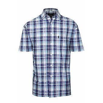 Champion Herren Land Stil Gowran kurze Ärmel Baumwoll-Shirt