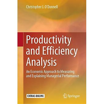 Productivity and Efficiency Analysis by Christopher J. ODonnell