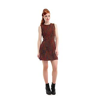 ブライト&ビューティフル ビンテージ マンディ 織りショート ミニ ドレス