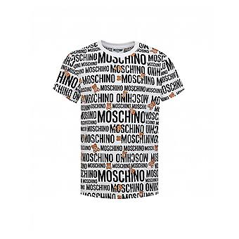 Moschino All Over Toy Logo T-shirt