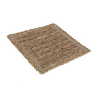Table Mat Privilege Wicker Squared/25 x 25 cm