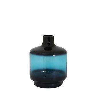 ضوء والمعيشة زهرية 19x26cm تييكيس الأزرق