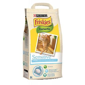 Friskies Clumping Elementia Fsk Sensitive (Cats , Grooming & Wellbeing , Cat Litter)