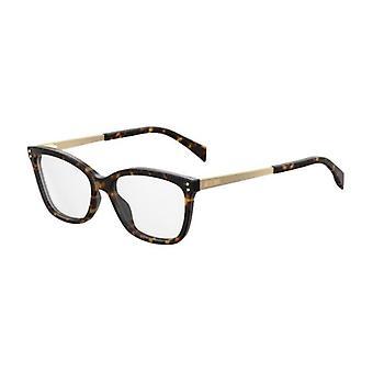 Moschino MOS504 086 Dark Havana Glasses