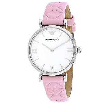 Armani Women-apos;s Gianni White Watch - AR11205
