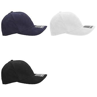 Beechfield Adults Unisex Signature Stretch-Fit Baseball Cap (Pack of 2)