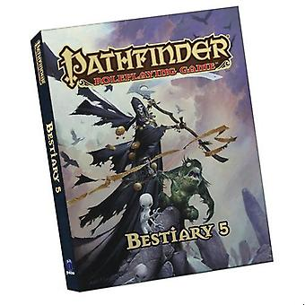 Pathfinder Roleplaying Game Bestiary 5 Pocket Edition
