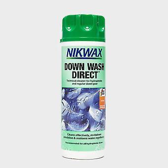 Neue Nikwax Down Wash Direkt für Daunenbekleidung und Schlafsäcke Multi