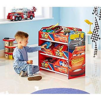 Planes de carga de estante de tienda de juguetes de Cars de Disney