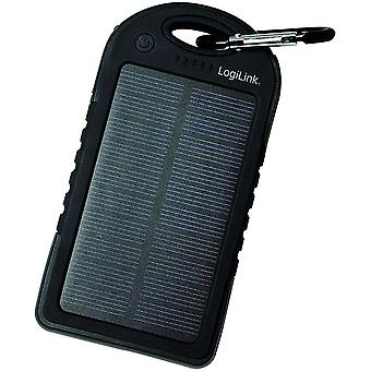 Logilink - PowerBank Fotovoltaico Universal 5000mAh