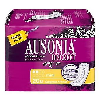 Ausonia Discreet Compresses Mini 20 Units