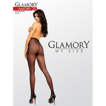 Glamory Amore 20 Seamed Tights
