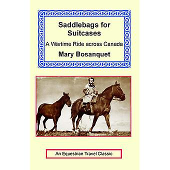 Saddlebags for Suitcases by Bosanquet & Mary
