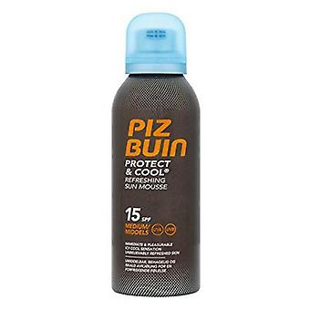 Sun Block Protect & Cool Piz Buin SPF 15 (150 ml)
