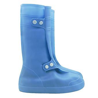 Men's rain boots shoe covers