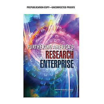 Furthering America's Research Enterprise by Richard F Celeste - Ann G