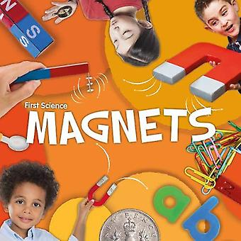 Magnets by Steffi Cavell-Clarke - 9781789980080 Book