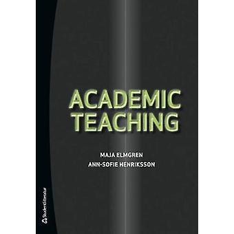 Academic Teaching by Maja Elmgren - 9789144124025 Book