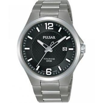Pulsar Miesten Watch PS9613X1
