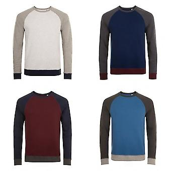 SOLS Unisex Sandro Contrast Sweatshirt