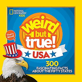 Weird But True! USA (Weird But True) by National Geographic Kids - 97