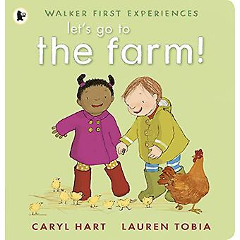 Let's Go to the Farm! by Caryl Hart - 9781406385748 Book