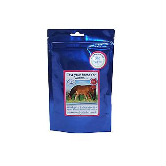 Equine Wormers Westgate Worm Count Kit For One Horse