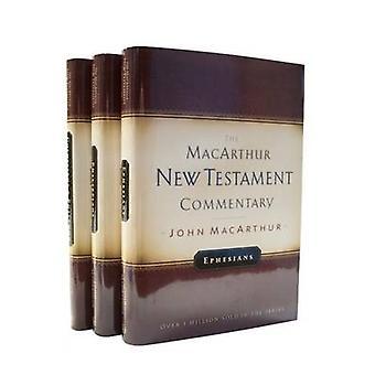 Pauline Epistles-Ephesians - Philippians - Col/Philemon-MacArthur NT
