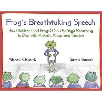 Kikkers adembenemende toespraak van Michael Chissick