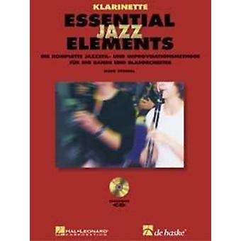 ESSENTIAL JAZZ ELEMENTS KLARINETTE by Edited by Mike Steinel