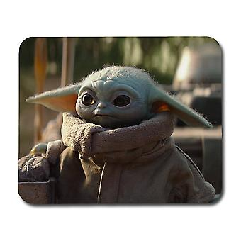 Baby Yoda Mouse Pad