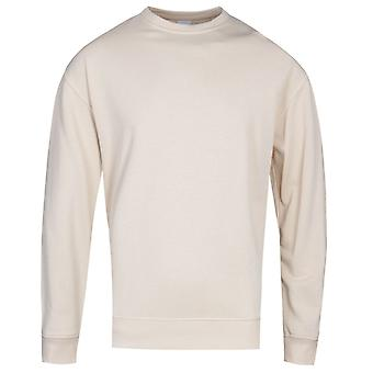 NN07 Jerome 3211 Crew Neck Light Beige Sweatshirt