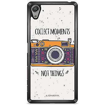 Bjornberry Shell Sony Xperia X - Collect Moments