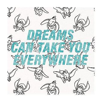 Hallmark Disney Dumbo Dreams Can Take You Everywhere Card 25519849