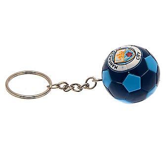 מנצ סיטי מחזיק מפתחות כדורגל