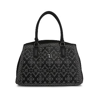 Trussardi - Bags - Handbags - 75B00181_K299 - Ladies - Schwartz