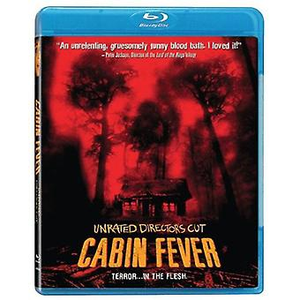 Importación de USA de Cabin Fever [BLU-RAY]