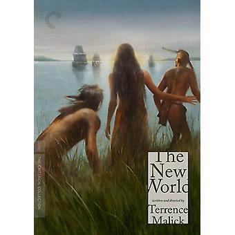 New World [DVD] USA import