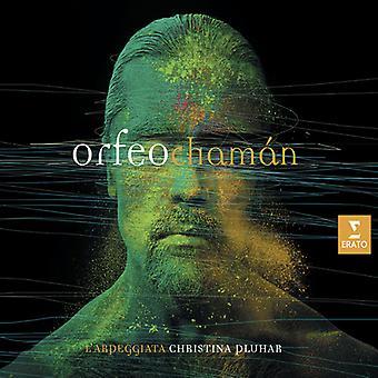 L'Arpeggiata / Pluhar - Orfeo Chaman [CD] USA import